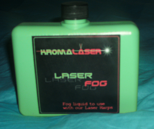 Fog Liquid for Laser Harp